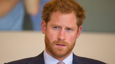 Prince Harry says raising awareness of HIV is his priority