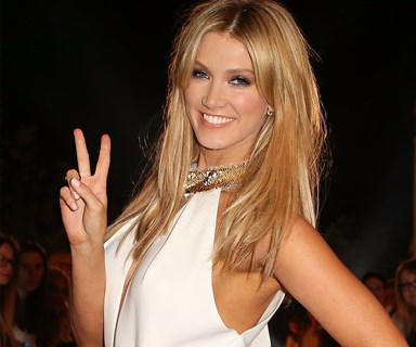 """Delta Goodrem's courage under fire: """"I know I'll get through this"""""""