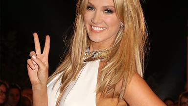 "Delta Goodrem's courage under fire: ""I know I'll get through this"""