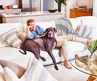 EXCLUSIVE: Richie Strahan takes Woman's Day into his Perth home!