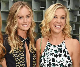 Cressida Bonas and Chelsy Davy