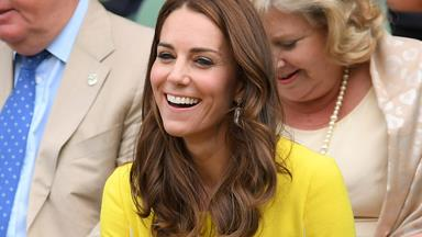 Duchess Kate debuts on Snapchat with Serena Williams