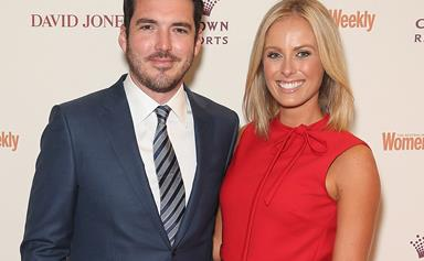 Today's Sylvia Jeffreys and Peter Stefanovic are engaged!