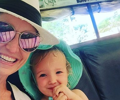 Grant Kenny joins Fifi and Trixie Box on holidays in Fiji