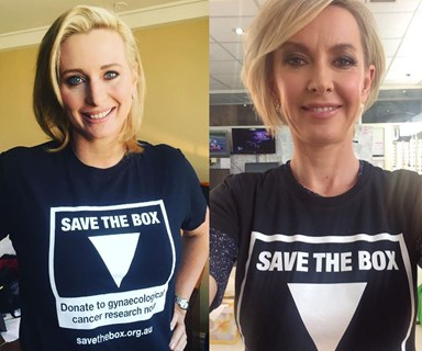 Celebrities back Save The Box campaign