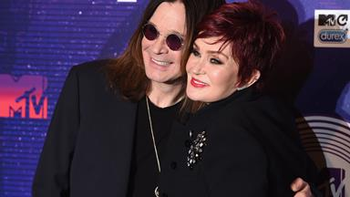 Are Ozzy and Sharon Osbourne in love again?