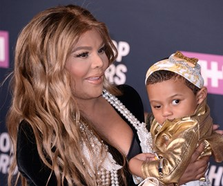 Lil' Kim and Royal Reign