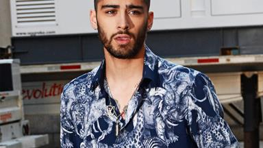 Zayn Malik says an alien told him to quit One Direction