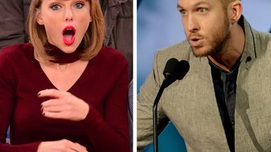 """Calvin Harris calls out """"hurtful"""" Taylor Swift on Twitter"""
