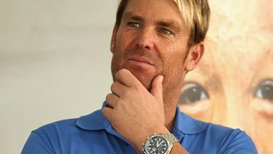 Shane Warne erupts in a foul-mouthed rant on social media after losing World Series of Poker