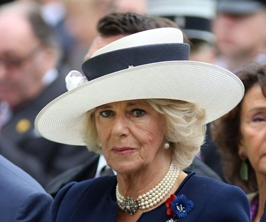 The Duchess of Cornwall delivers emotional speech on domestic abuse