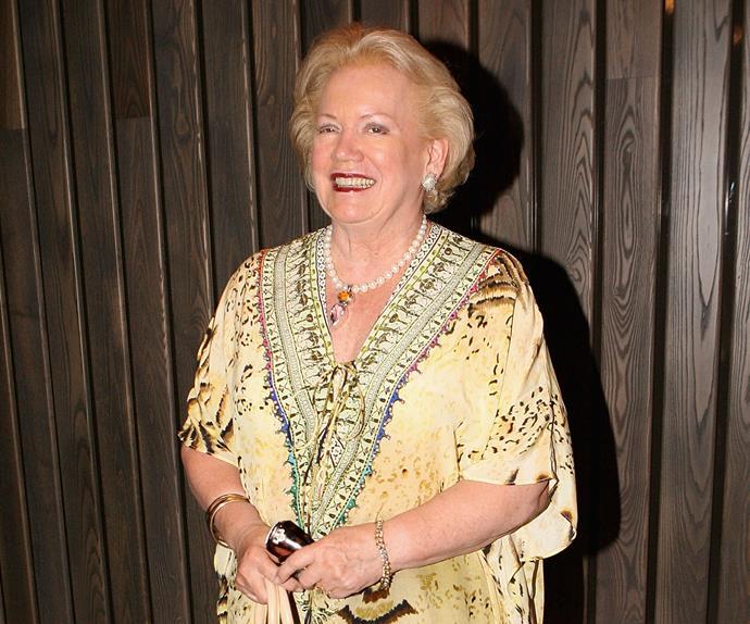Lady Susan Renouf