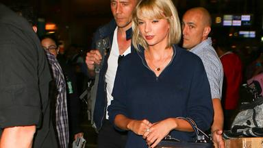 Tom Hiddleston defends relationship with Taylor Swift