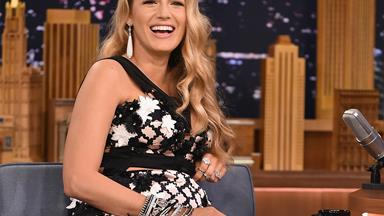 Blake Lively shares hilarious home video of daughter James