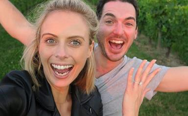 Sylvia Jeffreys gushes on Peter Stefanovic's romantic proposal