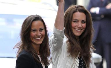 Pippa Middleton is engaged to James Matthews!