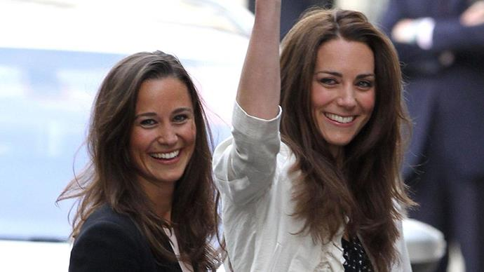 Kate Middleton, Pippa Middleton