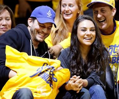 Mila Kunis reveals she and Ashton Kutcher were originally friends with benefits