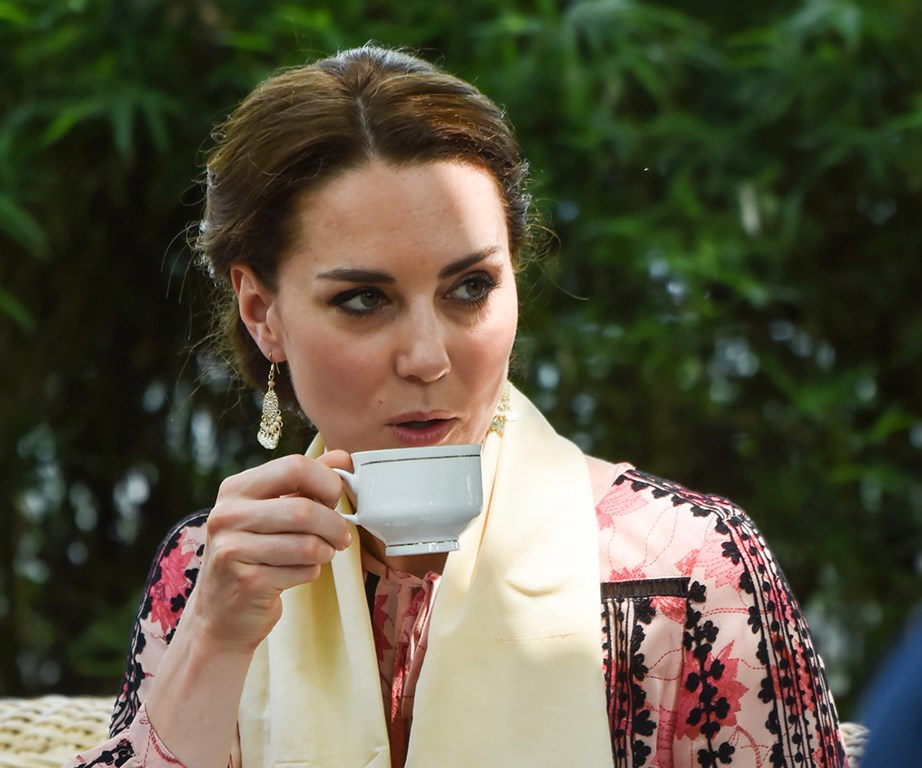 Is Duchess Catherine's secret to eternal youth in her morning brew?