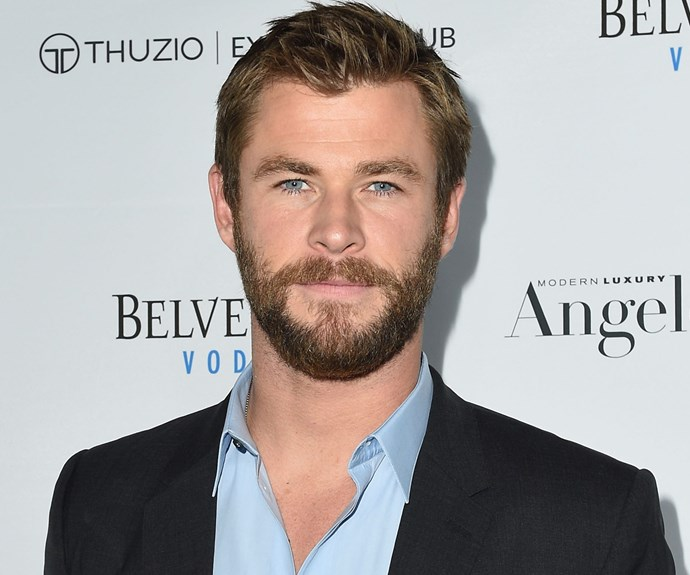 Chris Hemsworth main