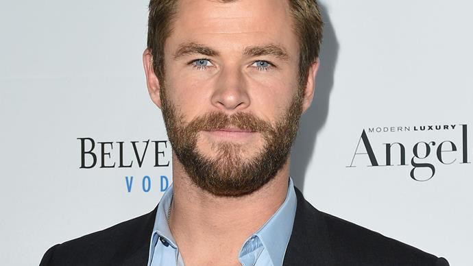 Chris Hemsworth main