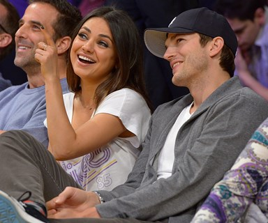 Mila Kunis jokes about her second pregnancy