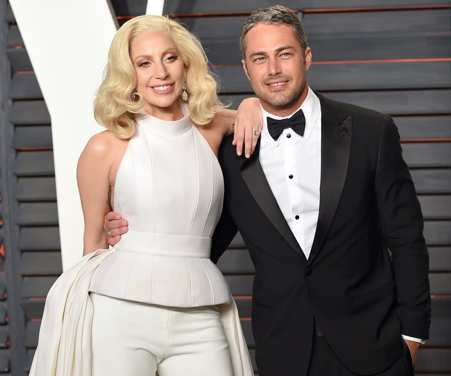 Lady Gaga was previously engaged to actor Taylor Kinney, they ended their five year relationship mid-2016. *(Image: Getty)*