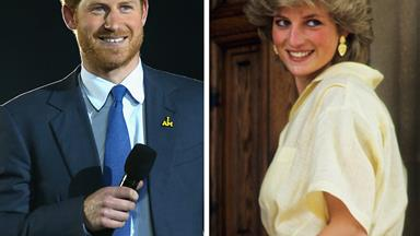 Prince Harry's moving tribute to Diana at AIDS Conferrence