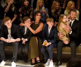 Beckham Family