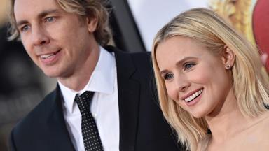 Kristen Bell shares never-before-seen wedding photos
