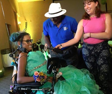 Jerika Bolen gets her dying wish to dance at prom