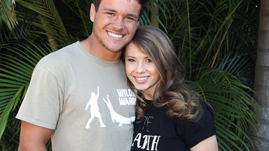 Bindi Irwin talks marriage to boyfriend Chandler Powell