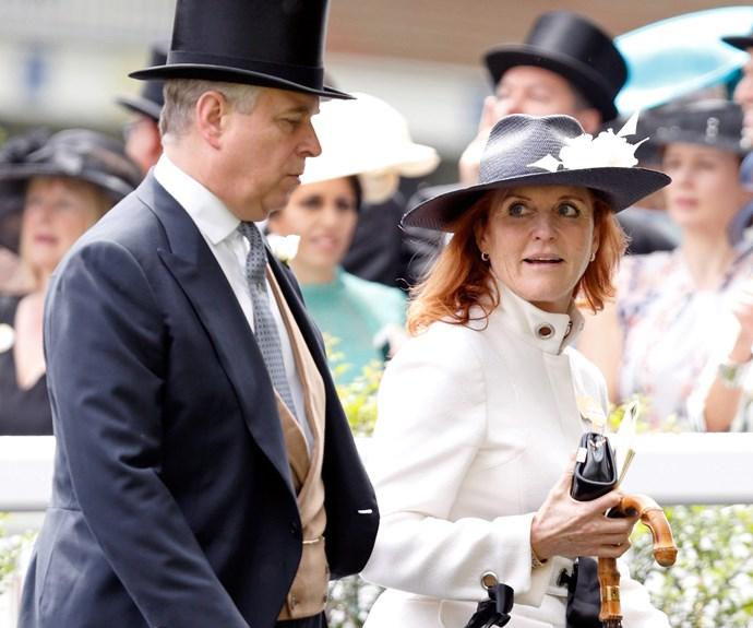 Prince Andrew Sarah Ferguson