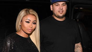 Rob Kardashian and Blac Chyna are working things out after vicious fight