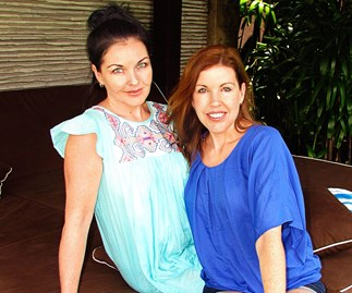 Mercedes and Schapelle Corby