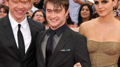 Harry Potter stars who transfigured into magical hotties!