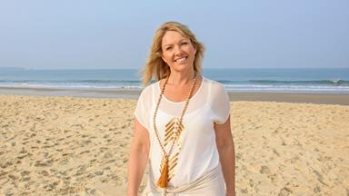 Heartbreak & hope: Mum Helen's healing touch