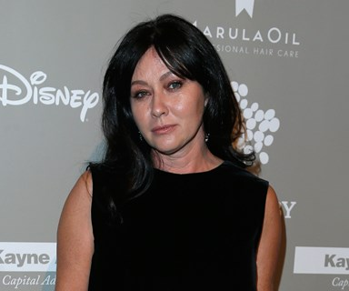 Shannen Doherty reveals her breast cancer may have spread