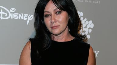 Shannen Doherty reveals her breast cancer has spread