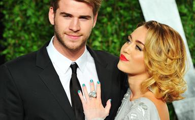 Miley Cyrus and Liam Hemsworth take on carpool karaoke