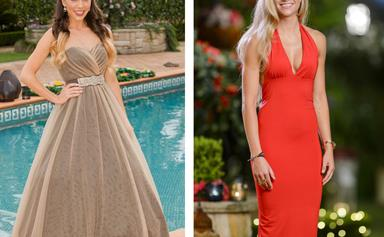 Janey, Tiffany and Tolyna leave The Bachelor