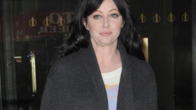 Shannen Doherty tells her husband to prepare for the worst