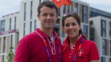 Princess Mary will cheer for the Aussies at the Rio Olympics