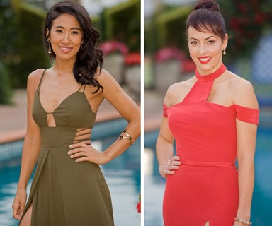 Marja and Sophie leave The Bachelor
