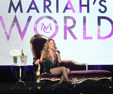 The new trailer for Mariah's World is here and it's WILD!