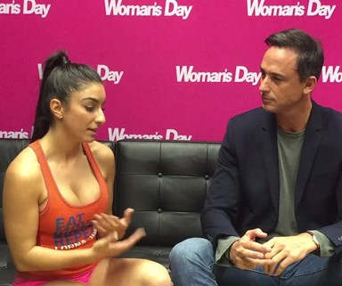 Watch: Dominic Bowden gets the goss from Naz Khanjani