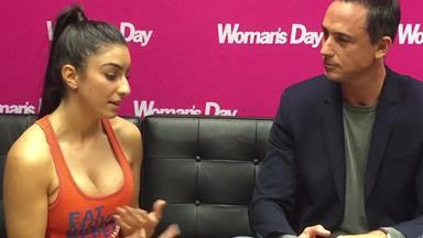 Watch: Dominic Bowden gets the goss from Naz Khanjani