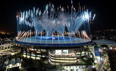 Rio rocks the Olympics 2016 opening ceremony