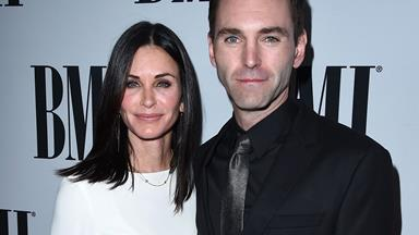 Are Courteney Cox and Johnny McDaid about to elope?