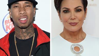 Kardashian clan furious after an arrest warrant is issued for Tyga